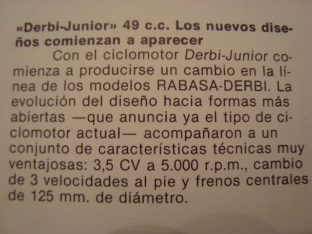 Derbi Junior 24v8aaq