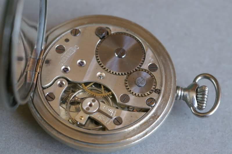 Record Watch Company ? 261yq7a
