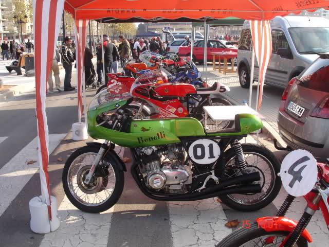 Exhibición de motos en Beniopa (Gandia) 28asuug