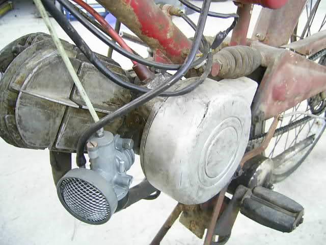 Restauración Guzzi 49 28mls21