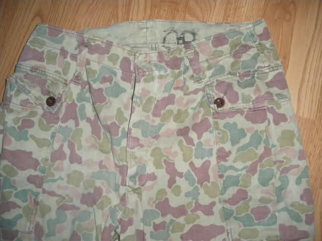 pantalon camouflé hollandais 2dhfz3n