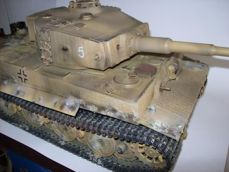 "Il panzerkampwagen ausf. V ""tiger"" 2efrhbt"