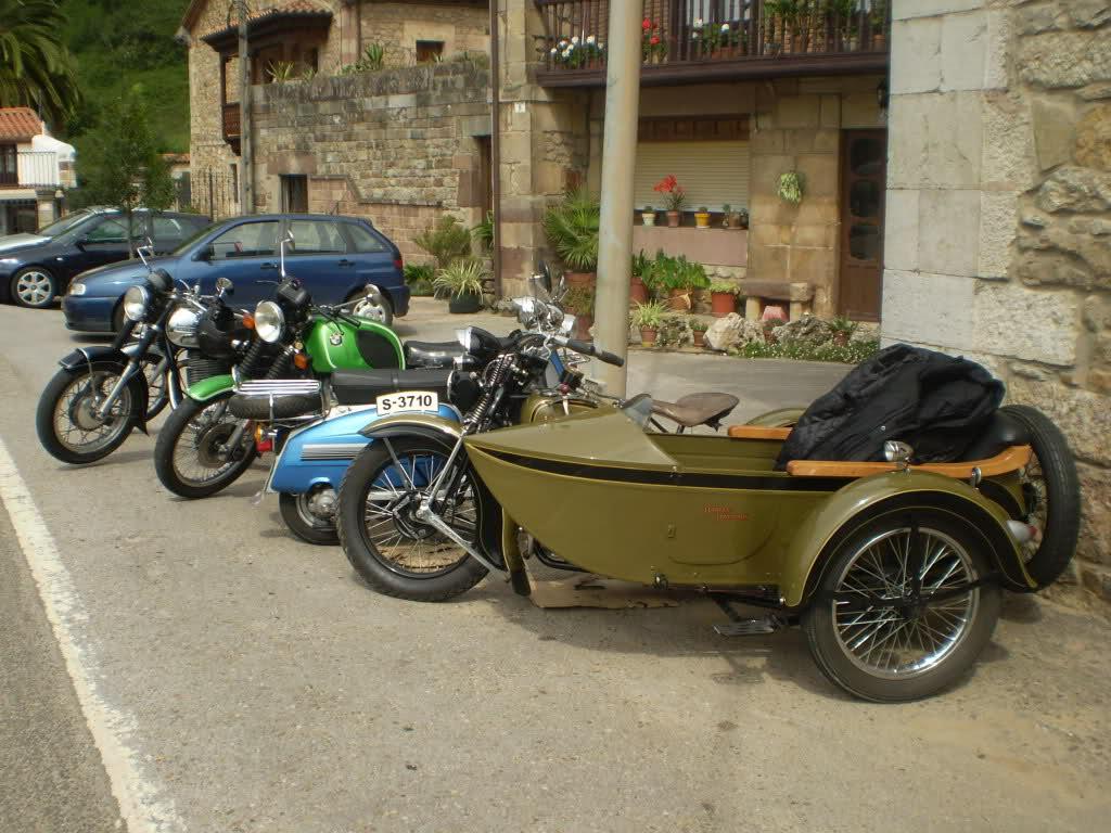 XIV Reunión De Motos Clásicas Villa De Cartes 2en21dv