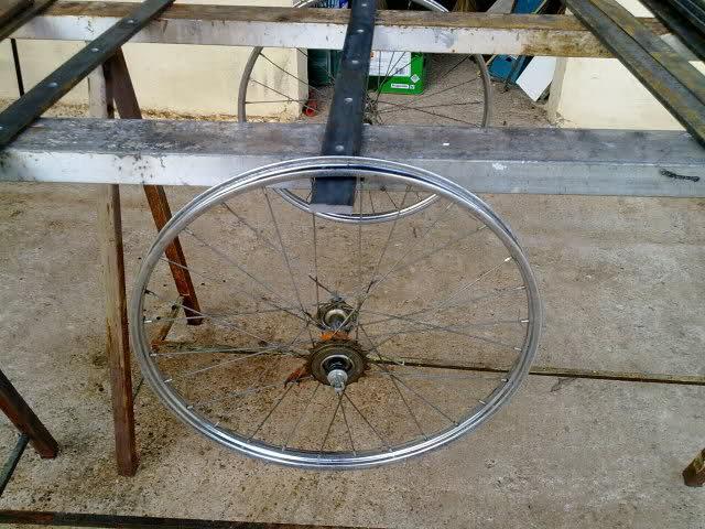 Bicicleta BH paseo. 2hx65bk
