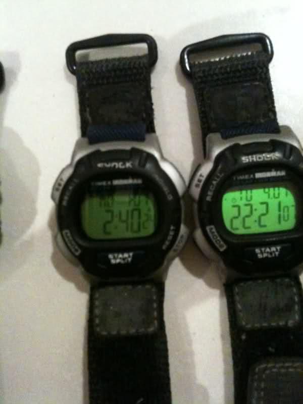 Des Timex pour la MN ! 2jed20z