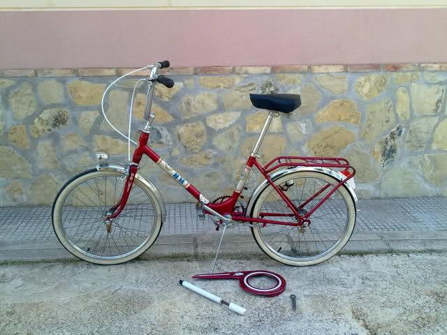 Bicicleta BH paseo. 2mxl47l