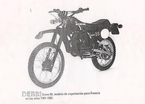 variant - Los modelos Derbi para exportación 2pqwgef
