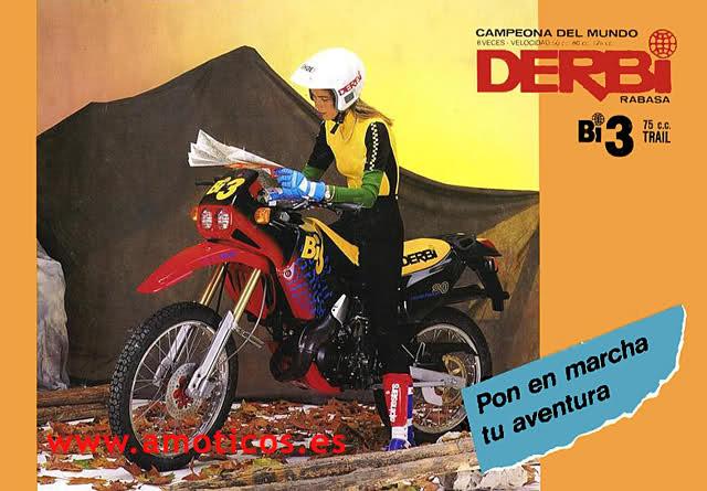 Mi Derbi Bi3 80cc 2rps6qa