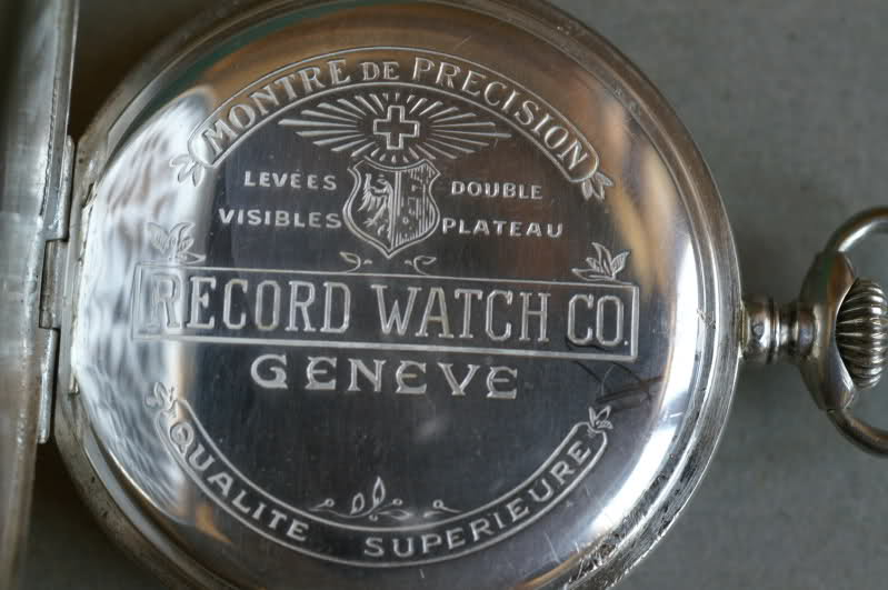 Record Watch Company ? 2sblbi8