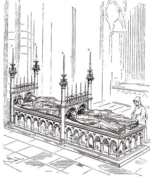 La commande de saint Louis (tombeaux du transept) 30i8fhf