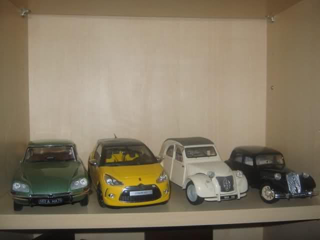 Il mini garage di Enea 30updur