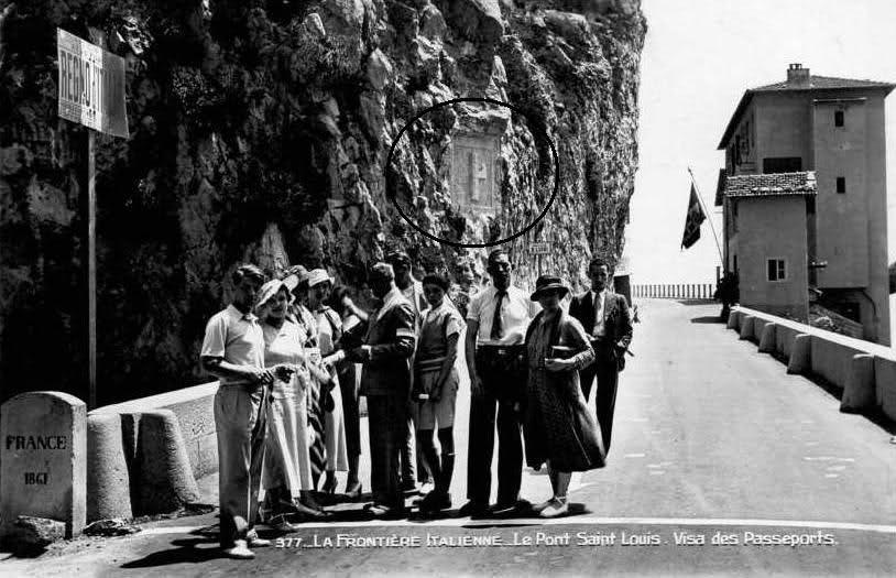 Avant poste du Pont Saint Louis (Menton, 06) 34riro4