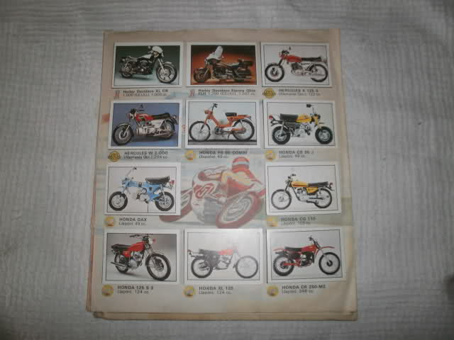 Album de motos Supercromos 4q0c5v