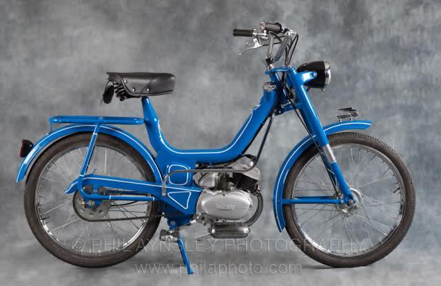 ciclomotor ducati 5bpegl