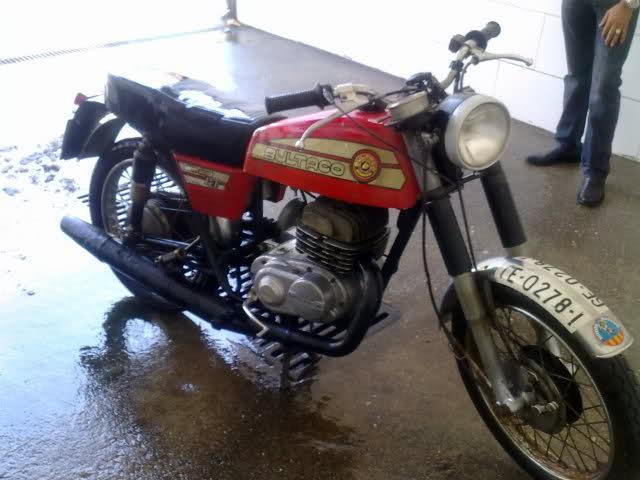 Mi nueva Bultaco Mercurio GT 175 5lucs3
