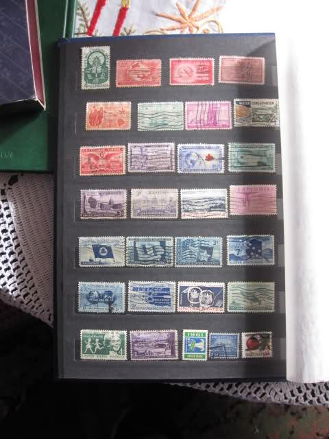 Filatelija -kolekcija poštanskih markica Aavok1