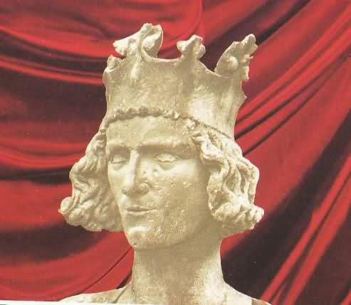 D'or et d'argent - les tombeaux (disparus) de Philippe Auguste et Louis VIII le Lion Eb38cn