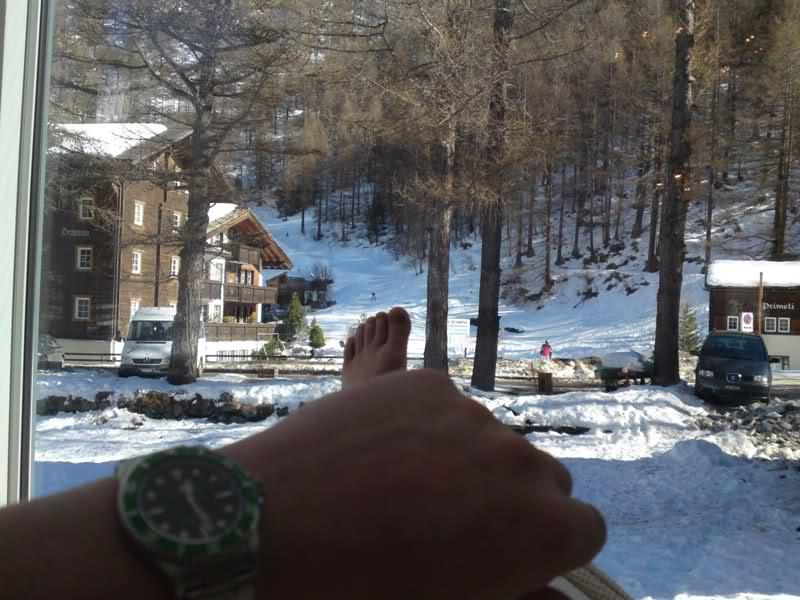 paradis - J'ai découvert le paradis des FAMeurs ! (Zermatt : propagande et photos :-) Inrew2