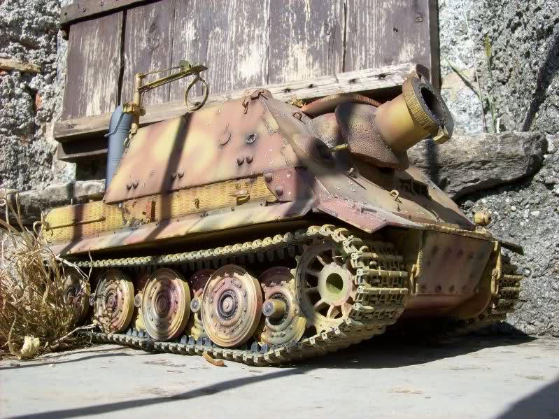 """Il panzerkampwagen ausf. V """"tiger"""" Ixzig4"""