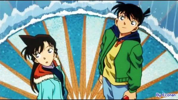 Sưu tầm ảnh của Ran và Shinichi Ml4m4y