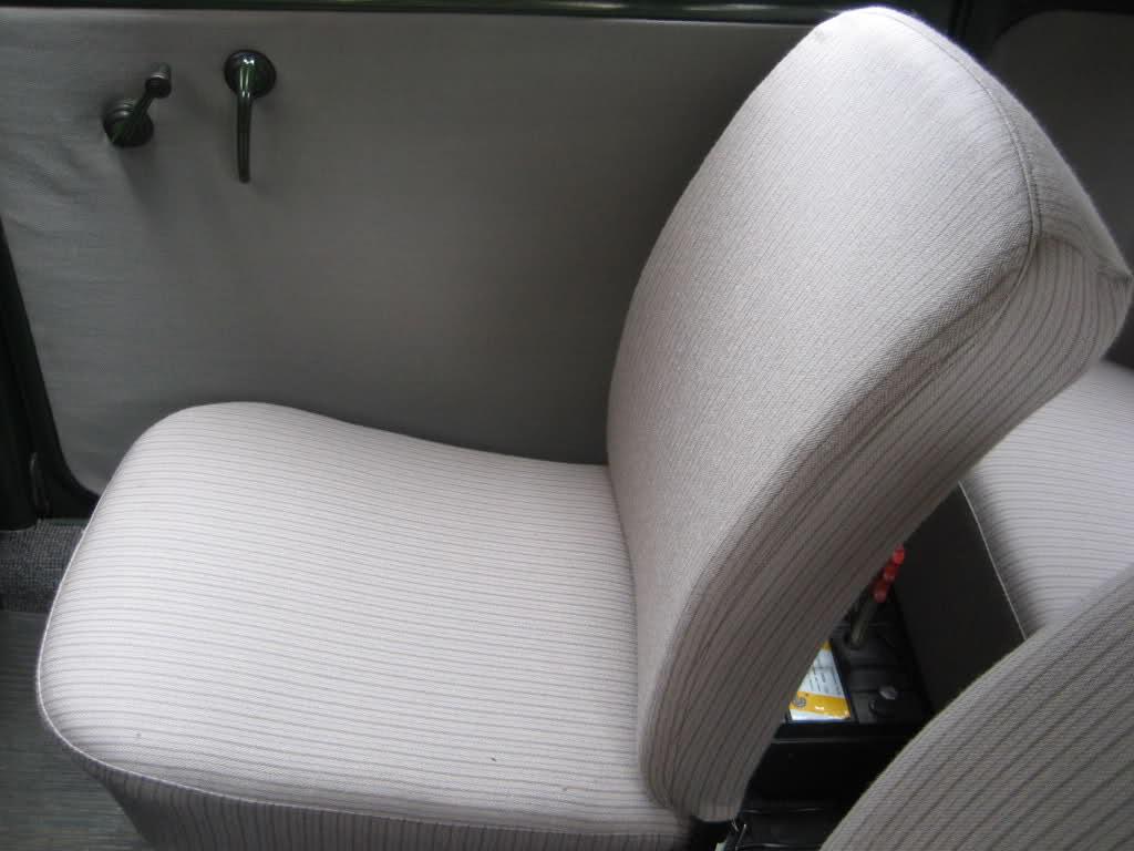 Sellerie et refection sièges Mvnrwk