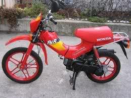 Honda PXR - Para Restaurar Opnx3a