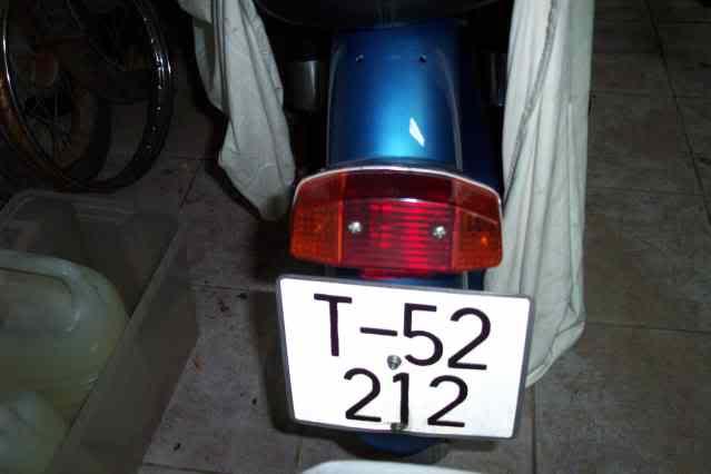 Mi Derbi Super 125 4V Oud4si