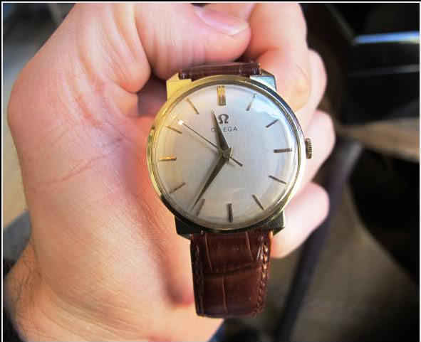 Le charme du vintage : Une omega des années 1950 Ruv0y1