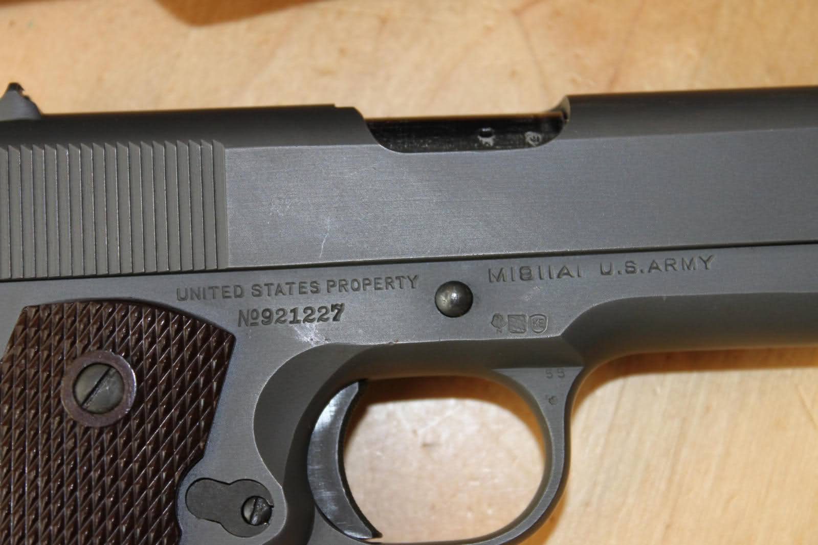 Colt 1911 A1 S2h8w7