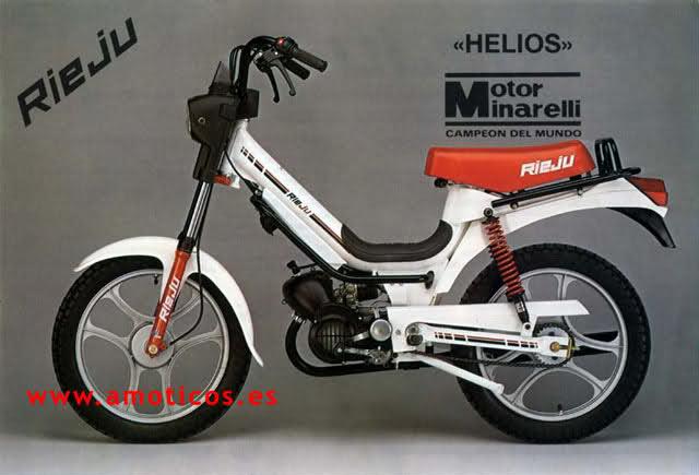 Rieju Helios  Vcs687