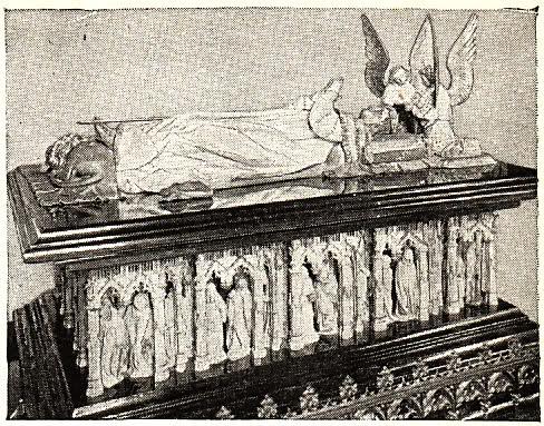 D'or et d'argent - les tombeaux (disparus) de Philippe Auguste et Louis VIII le Lion X4rb89