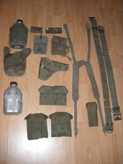 Les tenues et équipements de l'Armée Française 125tcsw