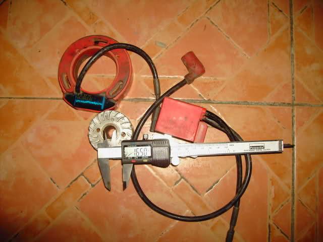 Una de encendidos electronicos, equivalencias 14nmkar