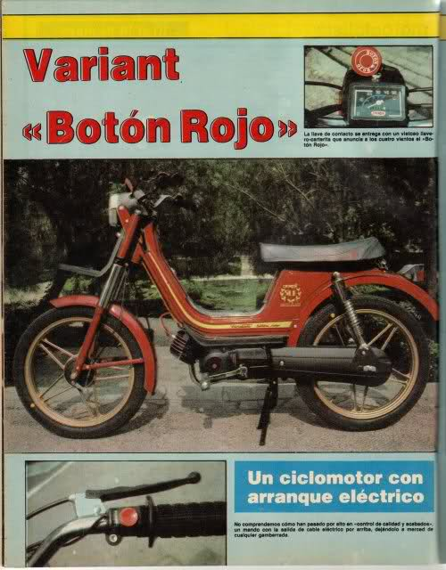 Variant Boton Rojo 14tydfd