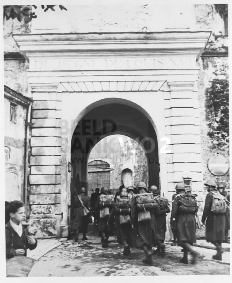 Occupation italienne en Corse (20) 16h85md