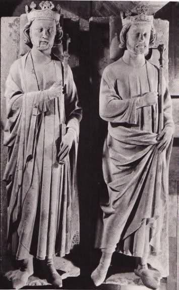 La commande de saint Louis (tombeaux du transept) 23mt301