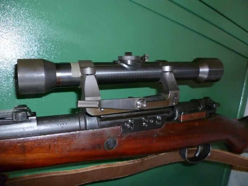 Renseignement sur MAUSER sniper 23upmc6