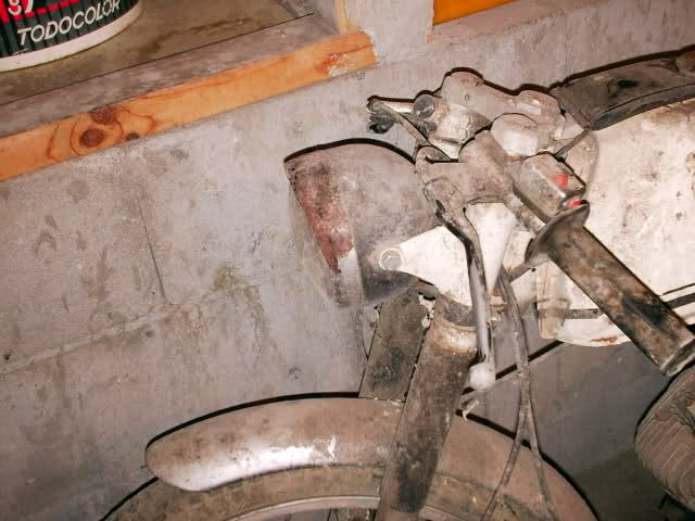 Semipreparación Derbi Antorcha 24627b9