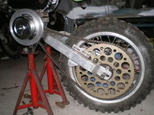 Otros ciclomotores de campo automáticos 24b2oll