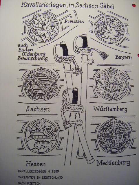les armes blanches  Impériale  Allemande 2a7u98x