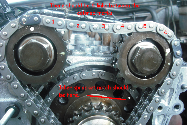HOW TO FIX CRAZY TIMING ISSUES / INCORRECTLY INSTALLED TIMING CHAINS 2akcuis