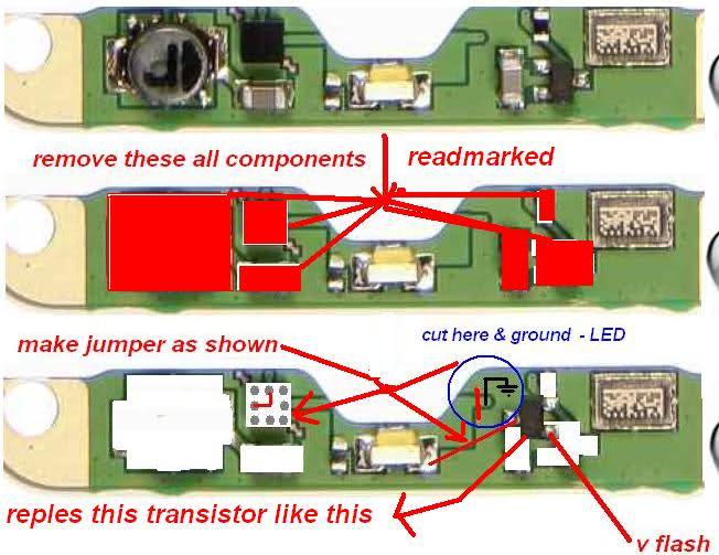 nokia 1110 light solution 2dgw8p0
