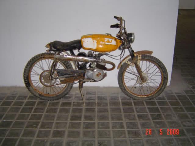 Que cantidad de ciclomotores Ducati juntos 2mo16ac