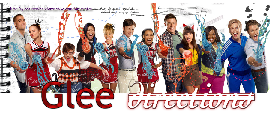 Glee Directions