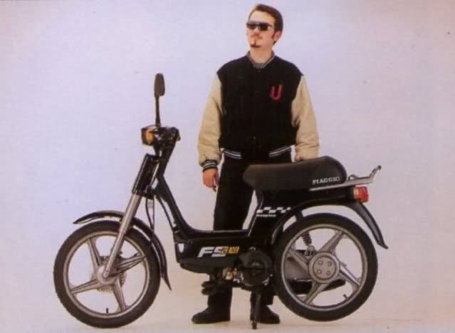 Vespino F9 Fast Rider 2nlb6kh