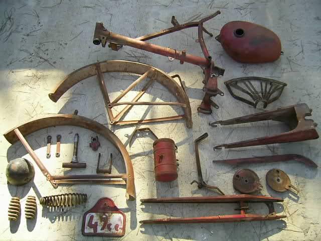 Restauración Guzzi 49 2rzdhkk