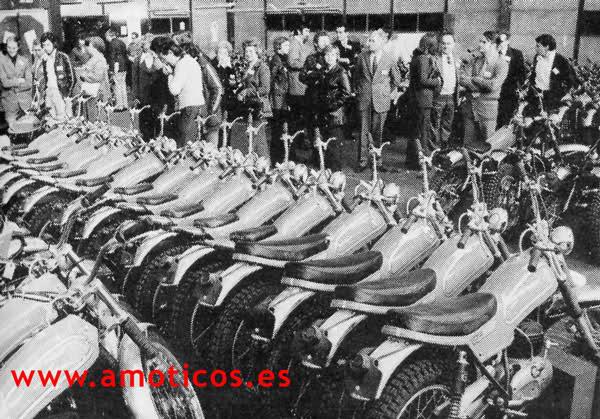 montesa - Las cuatro fábricas de Montesa 35ip11l