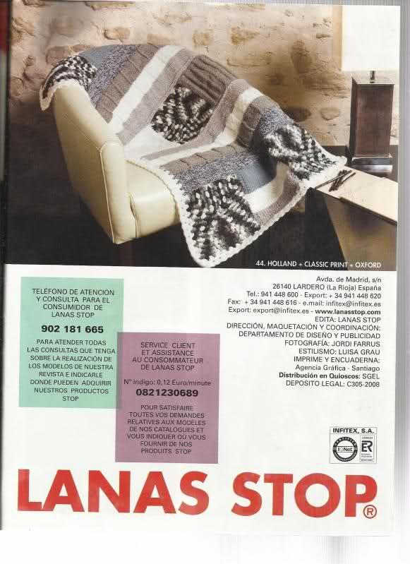 patrones - PATRONES DE FRAZADAS O MANTAS PARA TEJER (A petición de Santi) 4v60sn
