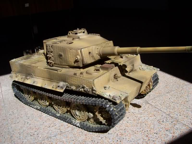 "Il panzerkampwagen ausf. V ""tiger"" Am5zl2"