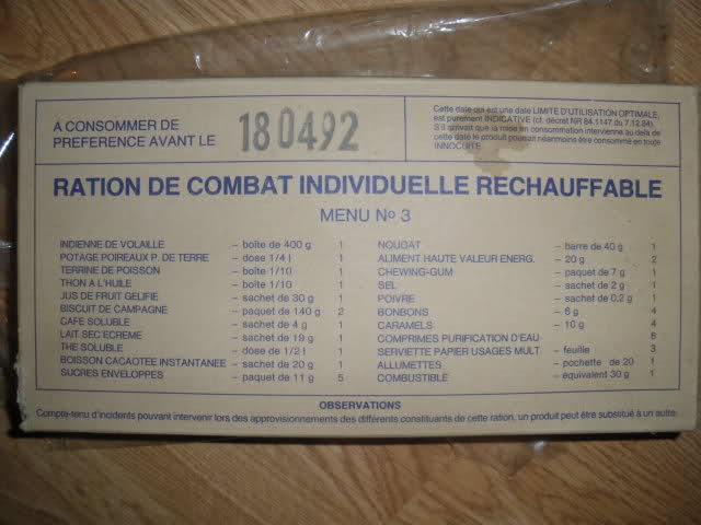 Les tenues et équipements de l'Armée Française Atuhl3